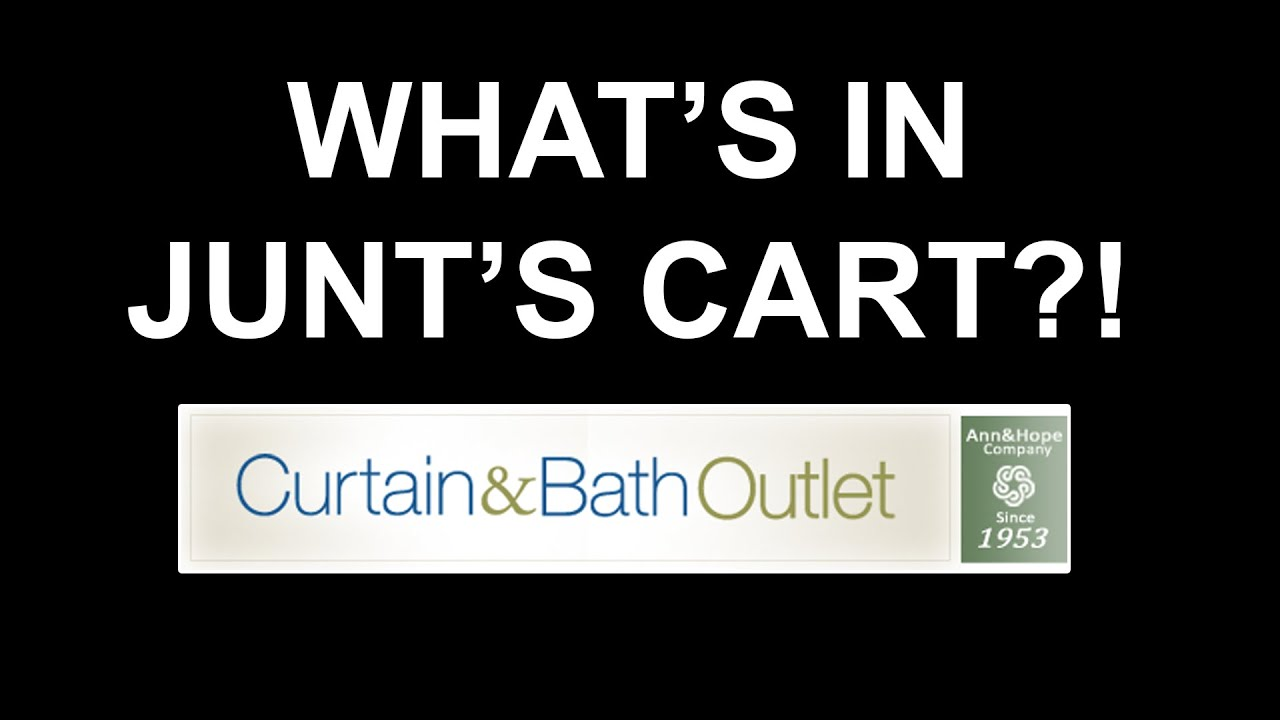 what s in junt s cart anne hope curtain and bath outlet