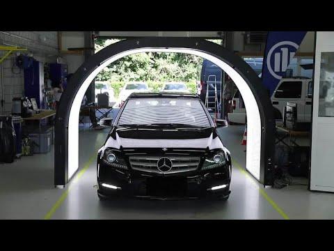 Allianz Suisse testet erstmals Auto-Hagelscanner