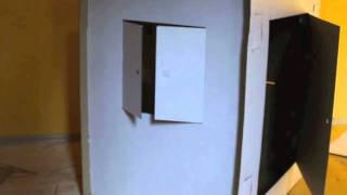 Архитектор-дизайнер Андрей Волков. Детский картонный домик своими руками.(, 2010-10-25T16:30:03.000Z)