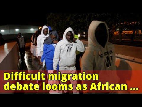 Difficult migration debate looms as African and EU leaders meet