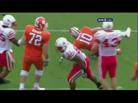 Ndamukong Suh Nebraska Highlights