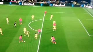 Video Gol Pertandingan Villarreal vs Las Palmas
