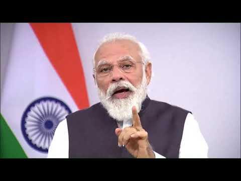 PM Shri Narendra Modi's inaugural address at India Global Week in the UK via VC