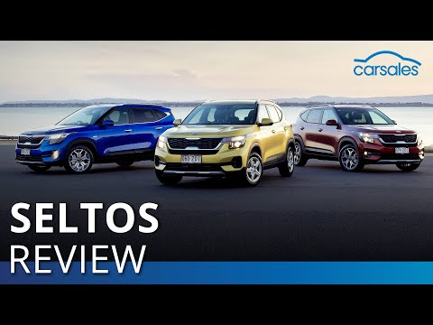 2020 Kia Seltos Review | carsales