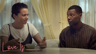 Yasir Urges Nuri Not to Out Keith to Angela | Love Is___ | Oprah Winfrey Network