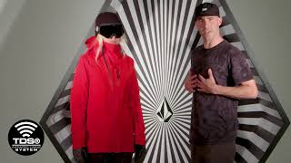 NYA TDS INF Gore Tex Jacket | Volcom Outerwear
