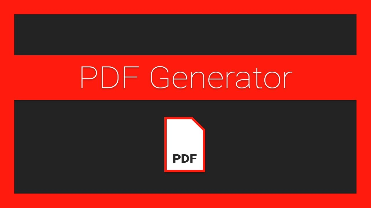 How to Create PDFs in Node.js using PDF Kit