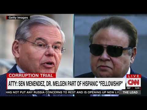 "CNN's Jake Tapper Highlights Democrat Bob Menendez's ""Curious"" Decision To Play The Race Card"