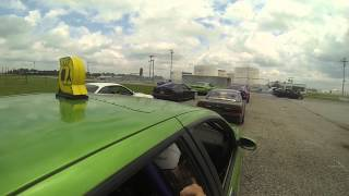 Doing Some Crazy Drifting In The EverythingDrift.com's Drift Taxi!!...