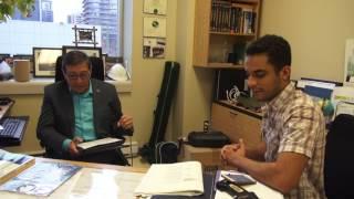 Énergie-ÉTS - Capsule 1: Entrevue avec Javier Beltran, ing.