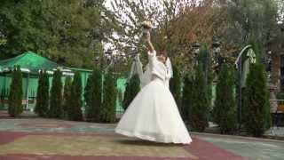 Весільна прогулянка у Хмельницьку. Wedding