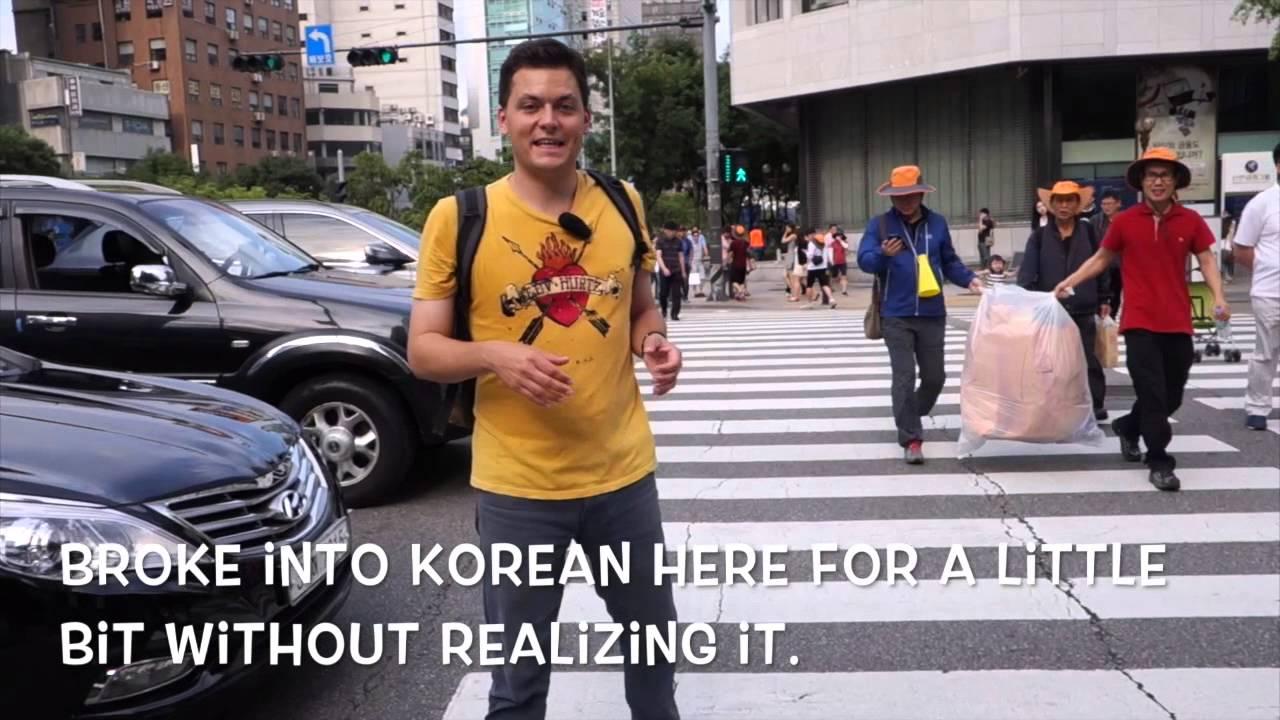 Korean Vacation (Basic Korean Nouns and Phrases) Episode 1 ...