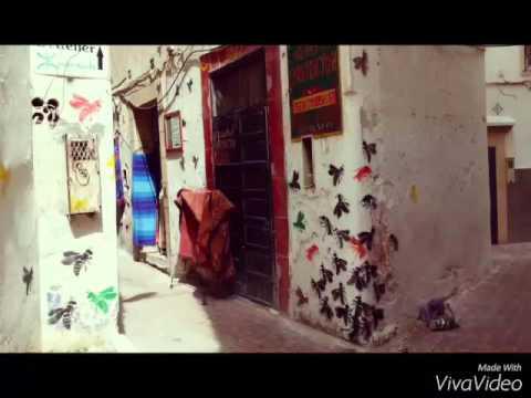 Biennale  de  l'art  de marrakech arrive à  la  Galerie  Empreinte  à  Essaouira .