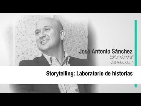 Storytelling: Laboratorio de historias