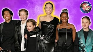 Who is Angelina Jolie's favorite child?!