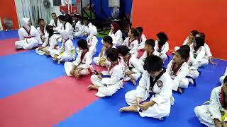 태권도 Taekwondo training/ class in Stealth Prime Centre, Star Avenue Lifestyle Mall Subang Bestari