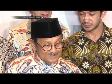 Rayakan Ulang Tahun ke 80, BJ Habibie Nonton Film Rudy Habibie