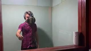 Arraial virtual 2020 | Aluno Adilson cantando Quadrilha