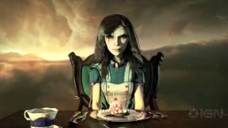 Скачать Alice Madness Returns Official Teaser Trailer