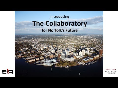 Introducing the Norfolk Collaboratory