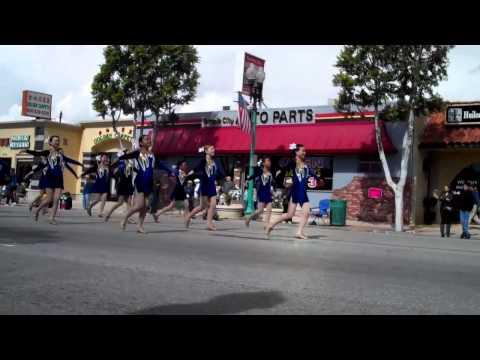 Oak Avenue Intermediate School Temple City Camellia Parade 2011