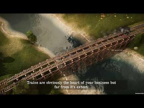 Railroad Corporation - Gameplay Video (EN)  