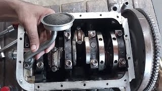 Restoration 800cc van Engine Head | Engine Restoration | Repair Engine  Final