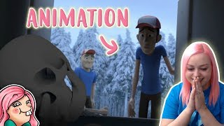 REACTING to my old ANIMATIONS