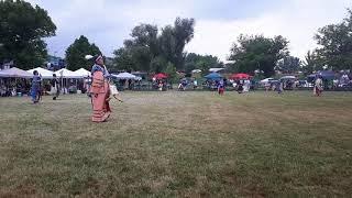Women's Traditional SS @Aaninjamong Powwow 2018