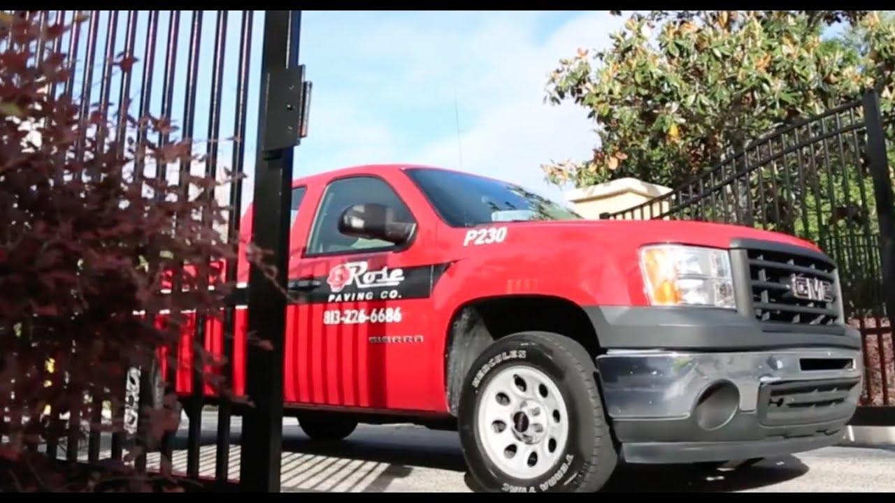 Asphalt Parking Lot Paving, Repairs, Maintenance   Rose Paving