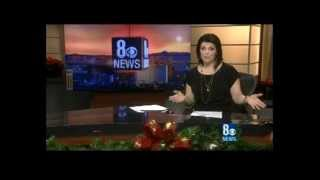 12/23/2012 Dec. 23, 2012, KLAS-TV, 8 News Now with Michelle Mortensen