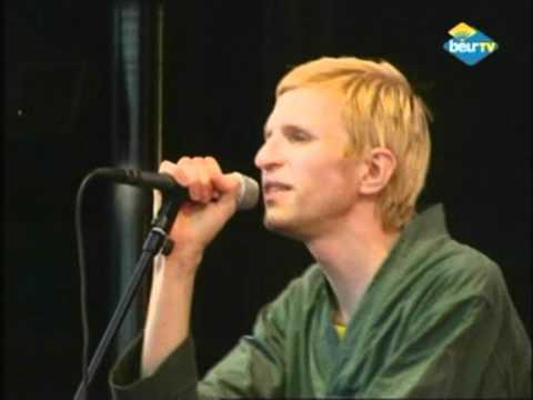 Jay Jay Johanson - Poison (Live).