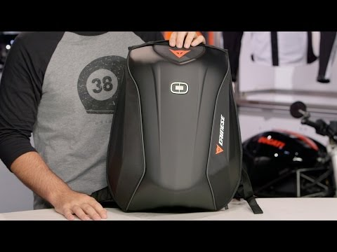 Dainese D-Mach Backpack Review at RevZilla.com
