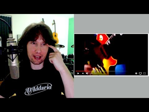 British guitarist reaction to Slash's Live nightmare scenario!