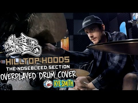 Hilltop Hoods - The Nosebleed Section (Overplayed Drum Cover) - Kye Smith [4K]