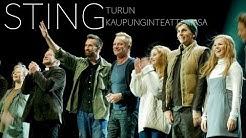 #Näyttelijänelämää | STING Turun kaupunginteatterissa