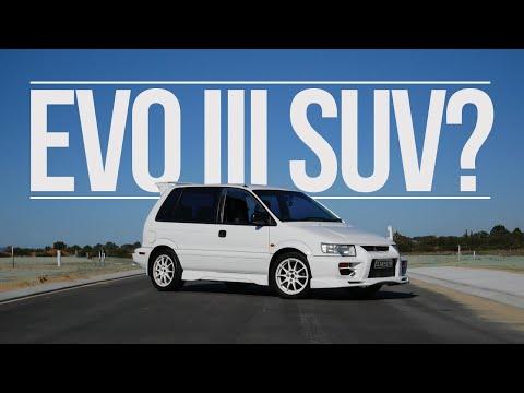 Mitsubishi RVR Hyper Sports Gear - An Evo 3 SUV?