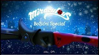 Miraculous Ladybug Christmas Special- Srpski Prevod