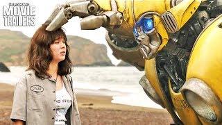 BUMBLEBEE Trailer NEW (2018) - Hailee Steinfeld & John Cena Transformers Movie