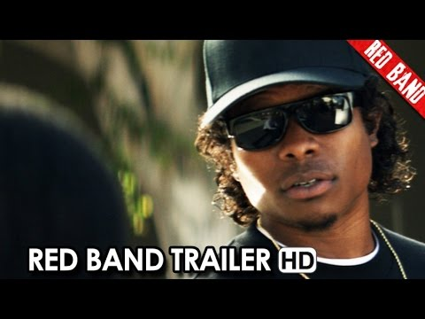 Straight Outta Compton Official Red Band Trailer (2015) HD