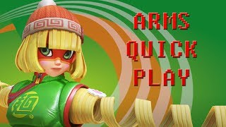 ARMS Quick Play