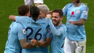 David Silva, Agüero e Gündoğan marcam, e Manchester City vence o Manchester United na Premier League