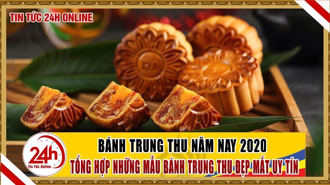 Bánh Trung thu năm nay 2020 Tổng Hợp Những mẫu Bánh Trung thu đẹp mắt   Nên Mua Bánh Trung thu nào