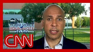 Cory Booker on gun reform: I won't let the demagogues win