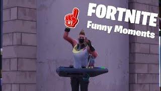 Gewinnen ohne Killing & Rock Out Glitch - Fortnite Funny Moments