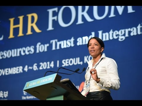 Global HR Forum 2014 | P-1 | Lecture on Successful Leadershi