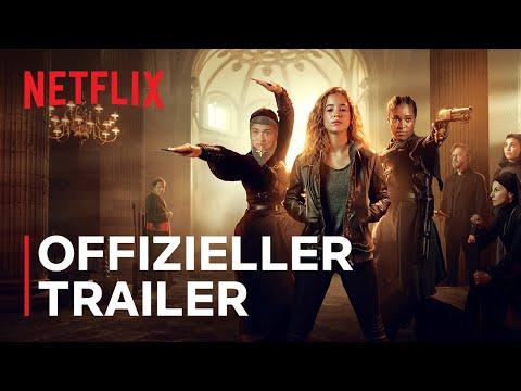 Warrior Nun | Offizieller Trailer | Netflix