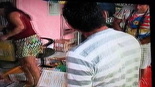 Barca das Letras na TV Record Amapá(TV Equinócio)