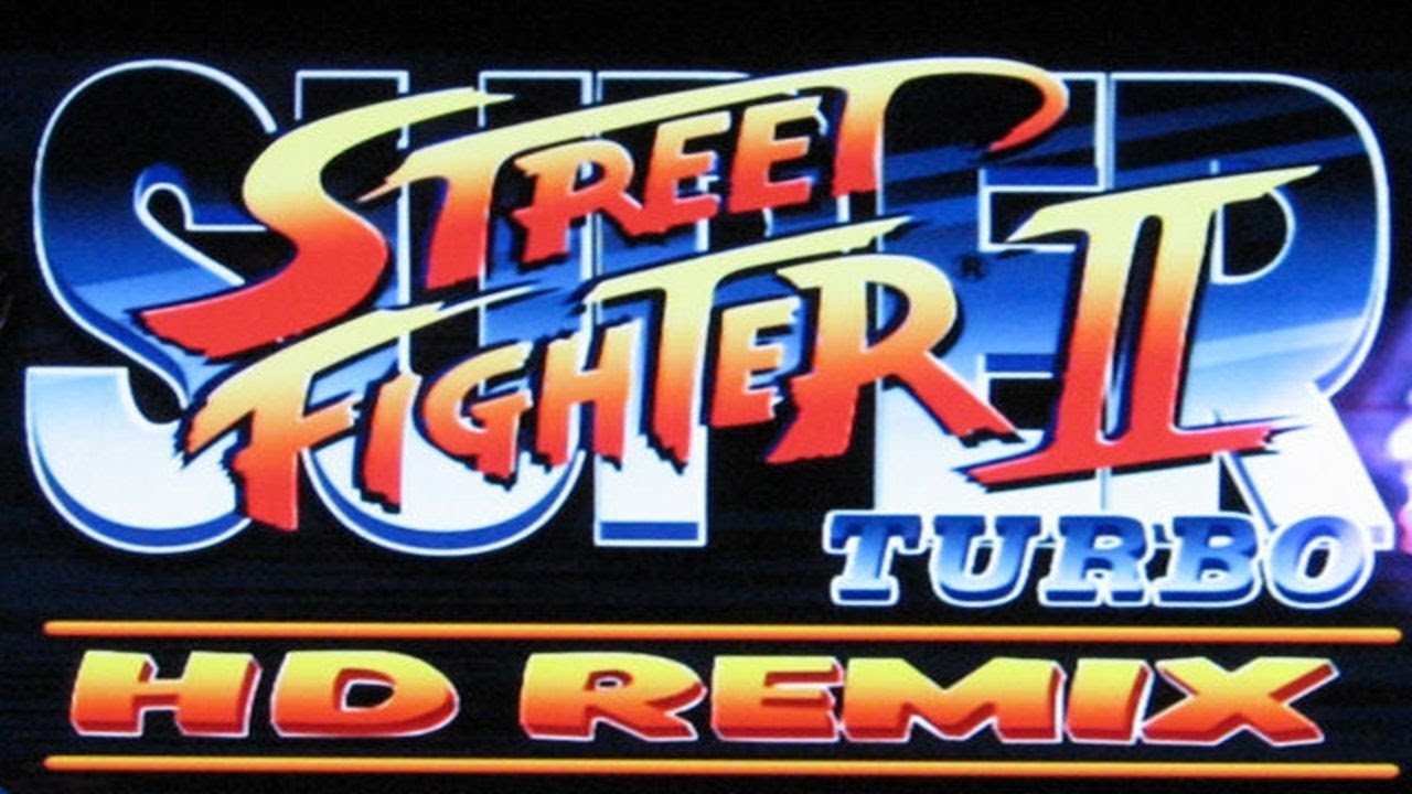Super Street Fighter 2 Turbo Hd Remix Ps3 Gameplay Youtube