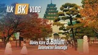 İlk 8K Vlog - Güney Kore 3.Bölüm: Gelenekten Geleceğe